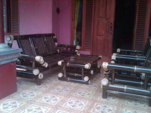 jual furniture bambu di jakarta bekasi depok bogor tangerang