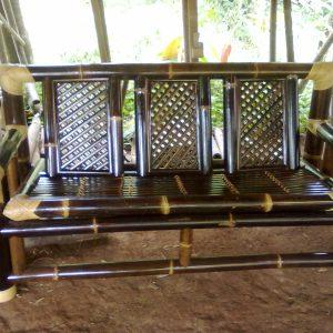 kursi tamu bambu