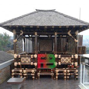 gazebo bambu 3
