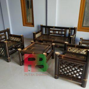 kursi set bambu 1